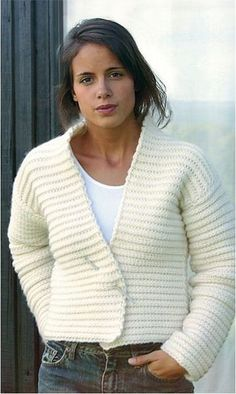 Contemporary Crochet wear it with a hook