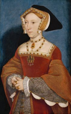 Jane Seymour (lived 1508-1537) was the third wife of England's Henry VIII. Jane, a Catholic, married Henry VIII in 1536, eleven days after the execution of Henry's second wife, Anne Boleyn.