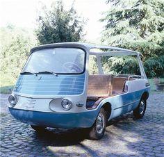 1959 Fiat Marianella (Fissore)