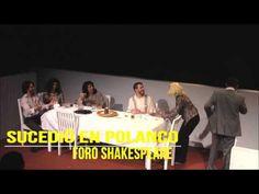 Sucedió en Polanco Foro Shakespeare, divertida comedia.