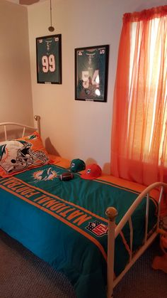 Miami Dolphins Big Boy Room