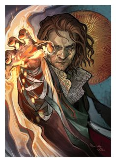 Light them up, pretty Art Print by TheMinttu - X-Small Boy Character, Fantasy Character Design, Character Portraits, Character Concept, Character Inspiration, Concept Art, Critical Role Characters, Critical Role Fan Art, Dragon Age Tarot Cards