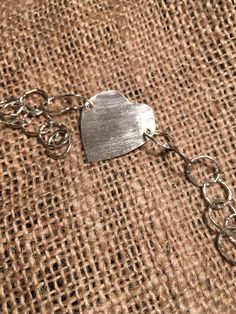 Handmade Silver Jewellery, Silver Jewelry, Unique Jewelry, Dog Tag Necklace, Charmed, Etsy Shop, Trending Outfits, Heart, Bracelets