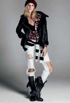 Anja Rubik nouvelle ambassadrice de Forever 21 #mode #fashion #ambassadrice #égérie #forever21 #anarubik  http://fashions-addict.com/Anja-Rubik-nouvelle-ambassadrice-de-Forever-21_408___14910.html