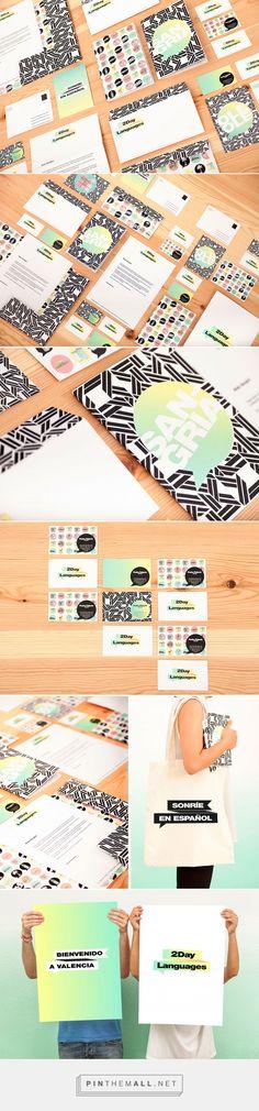 2Day Languages Branding by Masquespacio | Fivestar Branding – Design and Branding Agency & Inspiration Gallery