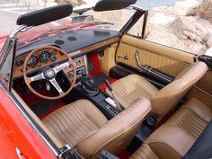 Fiat Dino Spider 2.0 1968