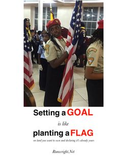 Plant The Flag