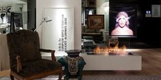 Contemporary Ethanol Fireplace: the Fireplace of the 21st Century http://www.a-fireplace.com/blog/