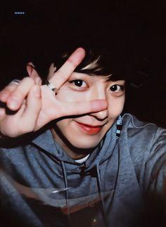 Polaroids do Chanyeol para o SM Super Idol League Exo Chanyeol, Kpop Exo, Kyungsoo, Kris Wu, Chen, Rapper, Exo Lockscreen, Z Cam, Exo Members