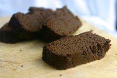 Paleo Gingerbread Loaf #PrimalBitesBlog