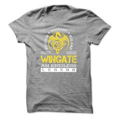 WINGATE - #shirt #tshirt frases. SATISFACTION GUARANTEED => https://www.sunfrog.com/Names/WINGATE-thzulruwtx.html?68278