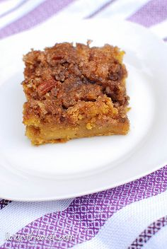 Pumpkin Coffee Cake - Lovin' From The Oven