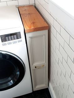 i need to make one of these cabinets for the awkward spot next to my dryer!