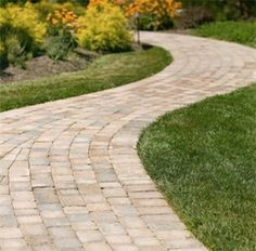 Improve walkways The walkway to your house has a dramatic impact on overall curb appeal, drawing the eye directly from the street to your front door. Consider improving the look with a path made of pavers, bricks, or flagstone. You will find an abundance of materials at your local home and garden center and plenty of how-to help and support to tackle the job yourself. A great weekend project! Photo: Reading Road