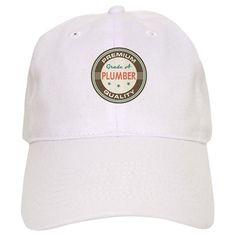 73ccbe62896df Plumber Vintage Baseball Cap on CafePress.com Vintage Baseball Caps