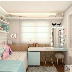 Kids bedroom Teen rooms Interiors #lovemyjob #interiors #teenageideas