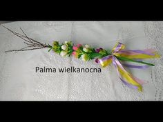 Palma Wielkanocna 2019# Easter Palm 2019 - YouTube Diy, Handmade, Crafts, Youtube, Palmas, Holiday, Easter Activities, Projects, Hand Made