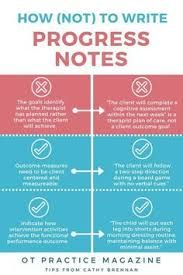 ot soap note example