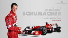 Michael Schumacher Formula 1 HD Wallpaper