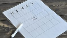 A better way to play classroom Bingo
