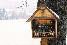 Roadside Shrines in Austria