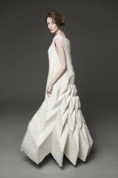 Sculpting Mind - Yuki Hagino | BA Final Collections, Fashion, Fashion Show, Graduates | 1 Granary