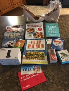 Check out all of the freebies I received this week in the photo below. I apologize that there is no video this week – I have been very sick and barely have a voice! I have also listed the freebies in this photo that are still available below the photo itself.       Freebies still available: …