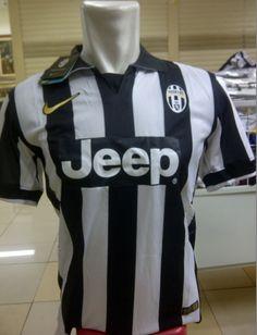 Juventus Home 2014-2014...Ukuran : S-M-L-XL..Harga Rp.95.000,-