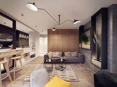 VM designblogg: Εντυπωσιακή Κατοικία στην Πολωνία