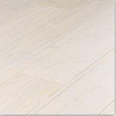 BuildDirect: White Bamboo Flooring