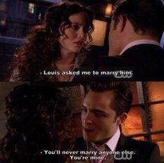 Chuck & Blair.