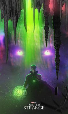 Doctor Strange - http://litgraphix.deviantart.com