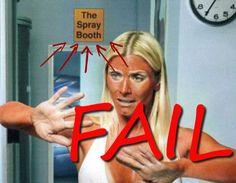 Airbrush Spray Tan VS Spray Tanning Booth