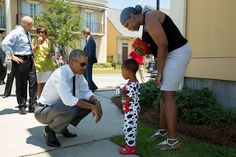 Obama's Most Adorable Moments Are The Ones He Shares With Kids