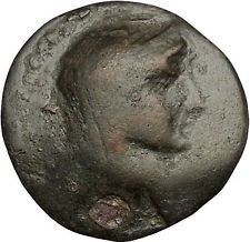 KALLATIS in THRACE 1stCenAD Demeter Wreath Authentic Ancient Greek Coin i52564 https://trustedmedievalcoins.wordpress.com/2015/12/26/kallatis-in-thrace-1stcenad-demeter-wreath-authentic-ancient-greek-coin-i52564/