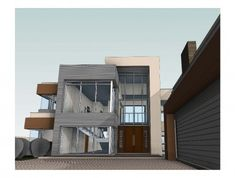 Modern House Plans - South African Architectural Designs - Archid Dynamic Architecture, Architecture Company, Architecture Design, Dream Homes, My Dream Home, House Plans South Africa, African House, Modern House Plans, Multi Story Building