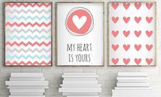 Kit Poster Heart (Digital)