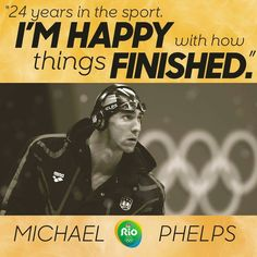 Michael 🏅 Phelps                                                       …