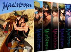 This is the ENTIRE EIGHT PART Maelstrom Series!  Demetri knows giving in to Malstrum's desires will protect his band of miners, but the heterosexual Earthling will struggle with violent courtship rituals on a planet devoid of women.  Yamila Abraham's HOTTEST HIT SERIES! Now in one set for a short time! Click the image!