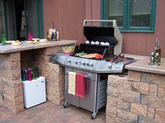 AB Courtyard Outdoor Kitchen