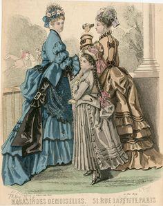 Magasin des Demoiselles 1874