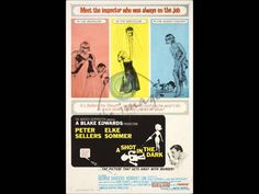 8. A Shot in the Dark - Henry Mancini