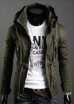 Aliexpress.com : Buy Men's Jackets Sale Fashion Slim Fit Casual Designer Cool Zip Up High Collar Jacket #MS130 from Reliable men's jacket suppliers on MarcStyle  _________ TOMAxALEX.com