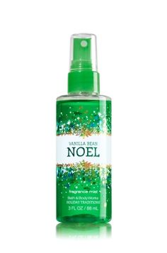 Bath and Body Works Vanilla Bean Noel Fragrance Mist 3 Oz New Best Home Fragrance, Fragrance Mist, Home Fragrances, Bath Body Works, Feminine Wash, Body Spray, Smell Good, Travel Size Products, Body Care