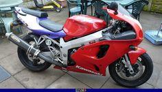 Uploaded for: Rick.<br>1996 Kawasaki ZX-7R - Kawasaki ZX-7R - ID: 299388