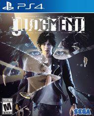 Judgment For Playstation 4 Gamestop Ps4 Price Sega Judgment