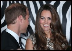 Prince William and Kate Middleton hit the red carpet for the Tusk Trust Awards at the Royal Society in London on September 12, 2013.