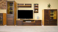 Altero modern nappali szekrény összeállítás Fa, Entertaining, Furniture, Home Decor, Decoration Home, Room Decor, Home Furnishings, Home Interior Design, Funny