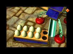 ▶ Rekenverhalen Van eierdoos en handjeklap - YouTube