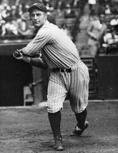 1920s Lou Gehrig Type 1 photo by Charles Conlon. It was also used for his rare 1928 sport card